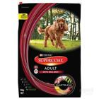 NEW Supercoat Smartblend Adult Beef Dry Dog Food