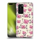 HEAD CASE DESIGNS CUTESY DOODLES HARD BACK CASE FOR HUAWEI PHONES 1