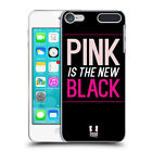 HEAD CASE DESIGNS PINK EMPIRE HARD BACK CASE FOR APPLE iPOD TOUCH MP3