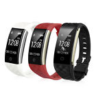 Diggro S2 Smart Heart Rate Bracelet Fitness Tracker Monitor Call/Notification