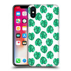 OFFICIAL CHARLOTTE WINTER TROPICAL PATTERNS BACK CASE FOR APPLE iPHONE PHONES