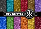 Внешний вид - HTV  - Glitter - SHEETS - Heat Transfer Vinyl