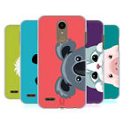HEAD CASE DESIGNS PEEKING ANIMALS HARD BACK CASE FOR LG PHONES 1