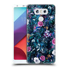 OFFICIAL RIZA PEKER FLOWERS 4 HARD BACK CASE FOR LG PHONES 1