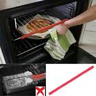 Pack of 2pcs Silicone Oven Rack Edge Guards - Burn Protection Safety Shield T