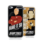 OFFICIAL STAR TREK ICONIC PHRASES TNG SOFT GEL CASE FOR APPLE iPOD TOUCH MP3 on eBay