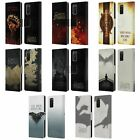 OFFICIAL HBO GAME OF THRONES KEY ART LEATHER BOOK CASE FOR SAMSUNG PHONES 1