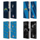 OFFICIAL NFL 2017/18 LOS ANGELES CHARGERS LEATHER BOOK CASE FOR XIAOMI PHONES