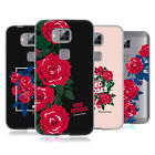 pink rio phone - OFFICIAL ENGLAND RUGBY UNION 2017/18 THE ROSE SOFT GEL CASE FOR HUAWEI PHONES 2