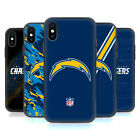 NFL LOS ANGELES CHARGERS LOGO HYBRID CLEAR CASE FOR iPHONE HUAWEI SAMSUNG PHONES