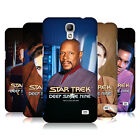 OFFICIAL STAR TREK ICONIC CHARACTERS DS9 HARD BACK CASE FOR SAMSUNG PHONES 4