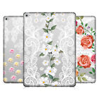 HEAD CASE DESIGNS FLORALS & LACES HARD BACK CASE FOR APPLE iPAD