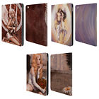 OFFICIAL SELINA FENECH ANGELS LEATHER BOOK WALLET CASE COVER FOR APPLE iPAD