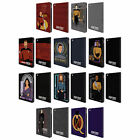 OFFICIAL STAR TREK ICONIC CHARACTERS TNG LEATHER BOOK WALLET CASE FOR APPLE iPAD