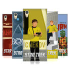OFFICIAL STAR TREK EMBOSSED ICONIC CHARACTERS TOS BACK CASE FOR SONY PHONES 1 on eBay