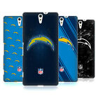 OFFICIAL NFL 2017/18 LOS ANGELES CHARGERS HARD BACK CASE FOR SONY PHONES 2