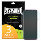 New Galaxy S9 Screen Protector, Invisible Defender [Full Coverage][3-Pack] Film