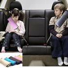 2x Safety Child Car Seat Belt Cover Car Sleep Pillow Shoulder Pads Cover Cushion