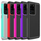 For Samsung Galaxy S9/S9 Plus Case Rugged Armor Hybrid Rubber Hard Phone Cover