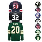 NHL REEBOK FaceOff Edge Player Name  Number Jersey Longsleeve T Shirt Mens