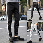 Hot Men Jogging Sports Training Sweat Pants Bottoms Casual Jogger Long Trousers