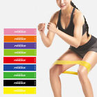 US Resistance Elastic Loop Band Exercise Yoga Band Workout Fitness Gym Training image