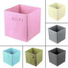 Foldable Storage Collapsible Folding Box Home Clothes Socks Organizer Cube