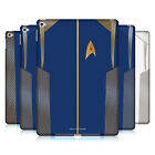 OFFICIAL STAR TREK DISCOVERY UNIFORMS HARD BACK CASE FOR APPLE iPAD