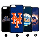 New York Mets League Baseball MLB Hard Case Cover For iPhone iPod 7 8 X Plus