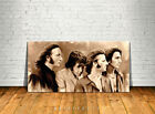 The Beatles Canvas High Quality Giclee Print Wall Decor Art Poster Artwork # 4