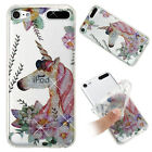 For iPod Touch 5th 6th TPU Ultra Slim Case Rubber Soft Protective Gel Back Cover