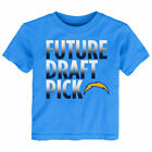Los Angeles Chargers Preschool Future Draft Pick T-Shirt - Light Blue $17.99 USD on eBay