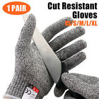 Butcher Kitchen Cut Resistant Gloves Durable HPPE Level 5 Cutting Tool
