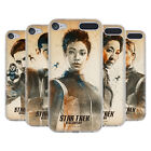OFFICIAL STAR TREK DISCOVERY GRUNGE CHARACTERS GEL CASE FOR APPLE iPOD TOUCH MP3