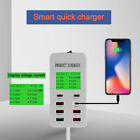 Universal 8/15/40 Ports USB Wall Charger Desktop Charging Station Adapter lot