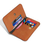 N+ INDIA Universal Wallet Flip Leather Cover Case  For  LG K7 Pouch