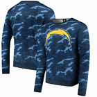 Los Angeles Chargers Camo Sweatshirt - Navy $59.99 USD on eBay