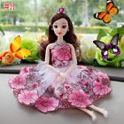 Handmade Barbie Wedding Party Outfit Clothes Doll Diamond Dress Peacock Skirt