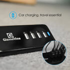 4 Port 30W Fast Multi USB Car Charger USB PORTS Travel Power Adapter Charging