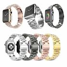 Replacement Stainless Steel Wrist Band Strap For Apple Watch 42mm 38m iWatch