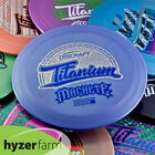 Discraft Ti MACHETE  *pick your weight & color* Hyzer Farm disc golf driver