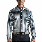Los Angeles Chargers Antigua Alliance Woven Long Sleeve Button-Down Shirt - Navy $54.99 USD on eBay