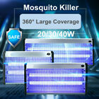20/30/40W Electric Mosquito Killer UV-A  Fly Bug Insect Zapper Trap Catcher Lamp