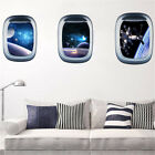 3d Diy Family Space Window Wall Sticker Removable Mural Decals Vinyl Home Decor