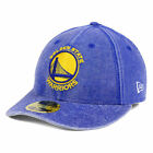 Golden State Warriors NBA New Era Low Profile Faded 5950 Team Basketball Cap Hat
