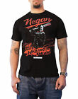 The Walking Dead T shirt official Negan Lucille Daryl Dixon Rick zombie mens new