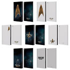 OFFICIAL STAR TREK DISCOVERY LOGO LEATHER BOOK WALLET CASE COVER FOR AMAZON FIRE on eBay