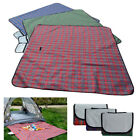"79""x59"" Waterproof Picnic Mat Blanket Pad Outdoor Folding Camping Beach Blanket"