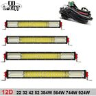 22'' 32'' 42'' 52'' Inch 12D Auto Lighting for Off Road Indicators Work Driving