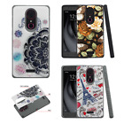 For T-Mobile Revvl Plus HYBRID IMPACT Hard Gel Fusion Hybrid Case Phone Cover